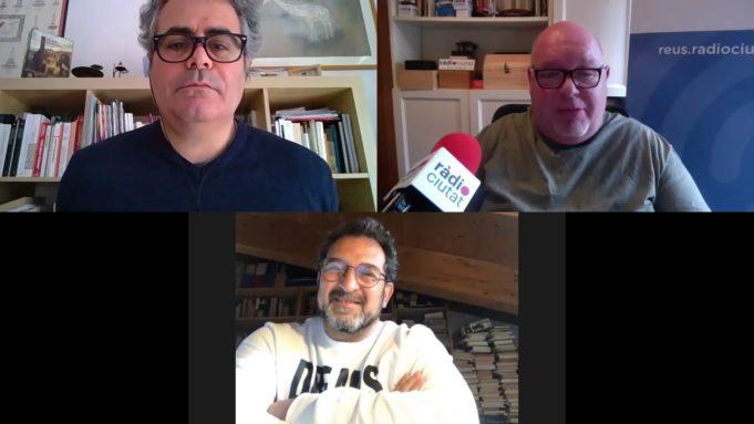 Joan Perroni, Jordi Escoda, Ferran Pujol